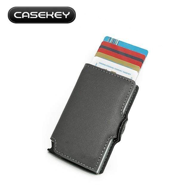 Aluminum RFID Card Wallet