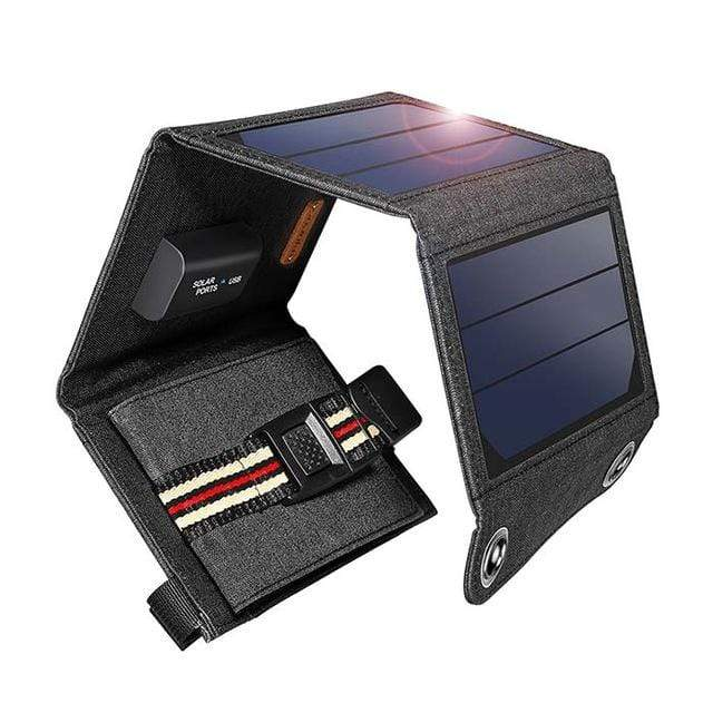 Portable Solar Panel Cellphone Charger