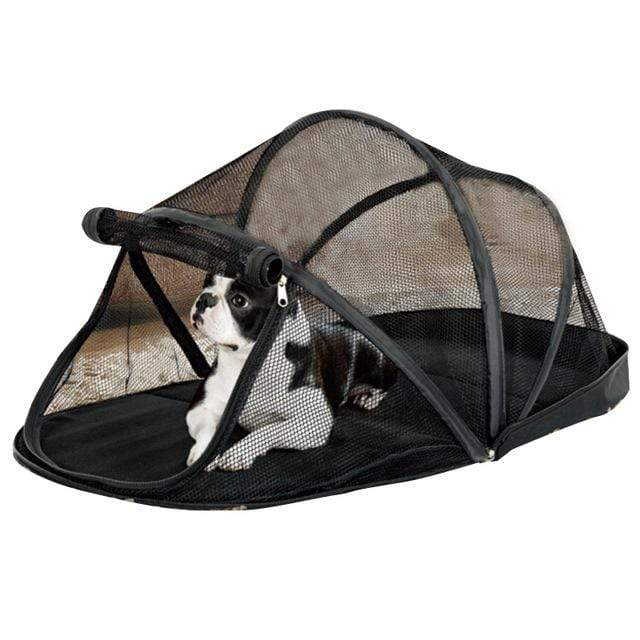 Portable Dog Net Cage