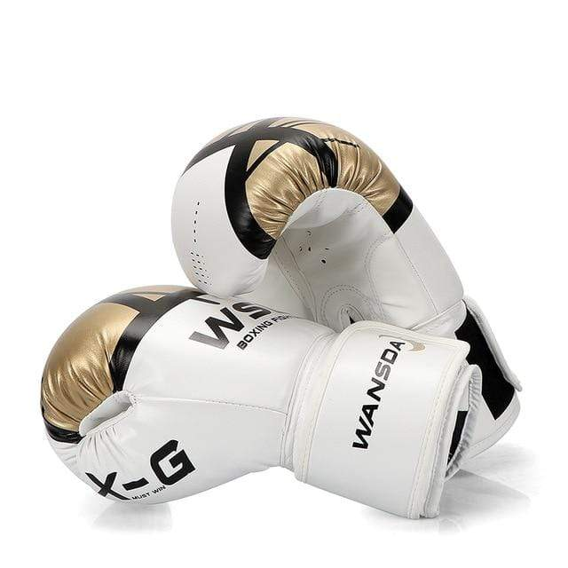 Leather Boxing Gloves