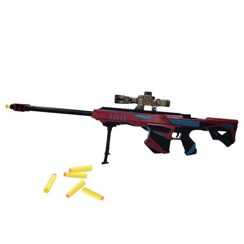 Soft Bullet Gun Rifle Toy