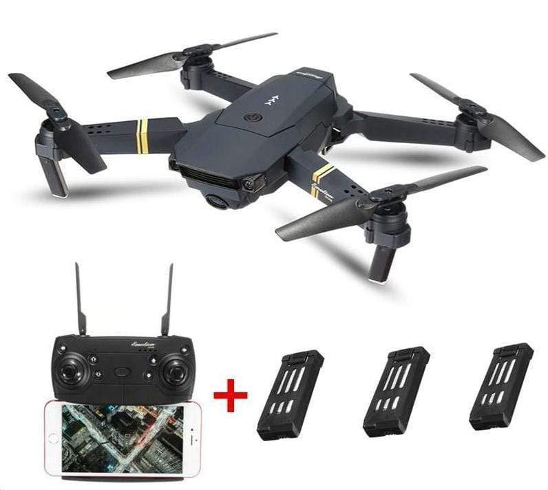 Foldable HD Drone Camera