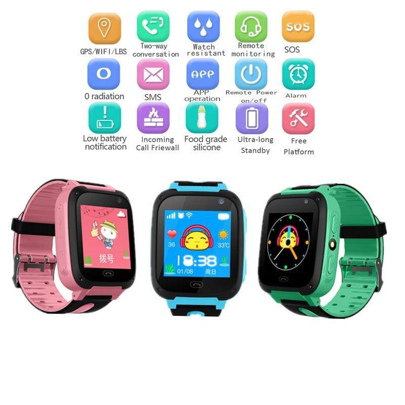 Children's Smart Watch Phone