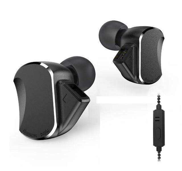 Hybrid Earphones with Mic