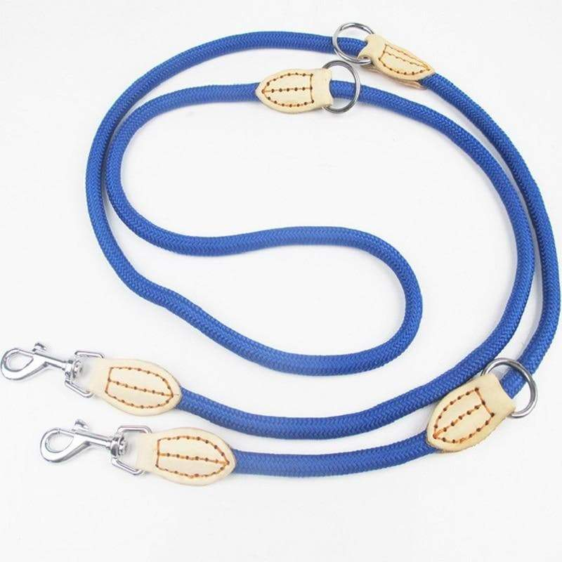 Adjustable Double Dog Leash