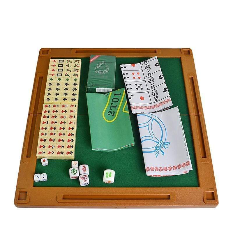 6 In 1 Mahjong Set