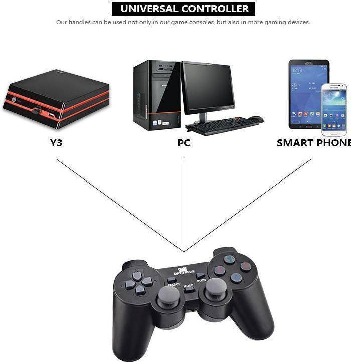 Wireless Video Game Console