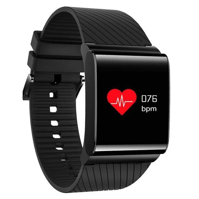 Waterproof Smart Watch with Heart Rate Monitor