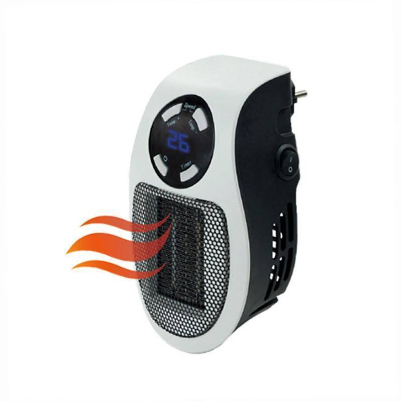 Desktop Electric Heater Mini Fan