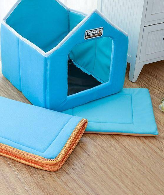 Dog House Bed