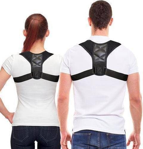 Back Posture Corrector and Adjustable Brace