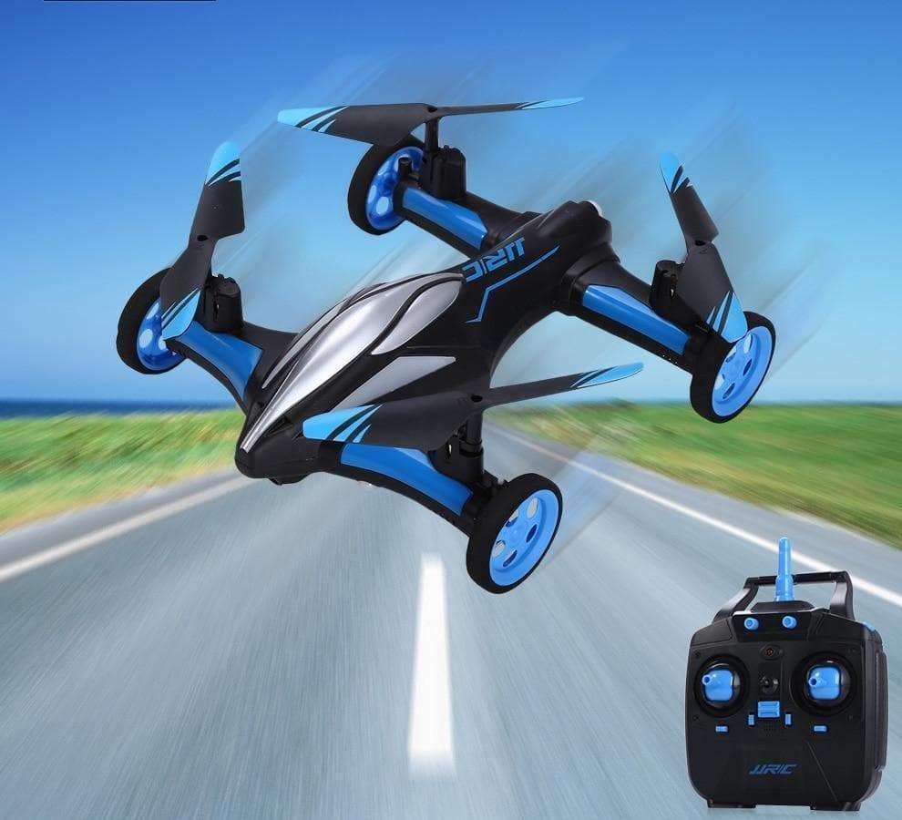 Quadcopter Drone with 3D Flip