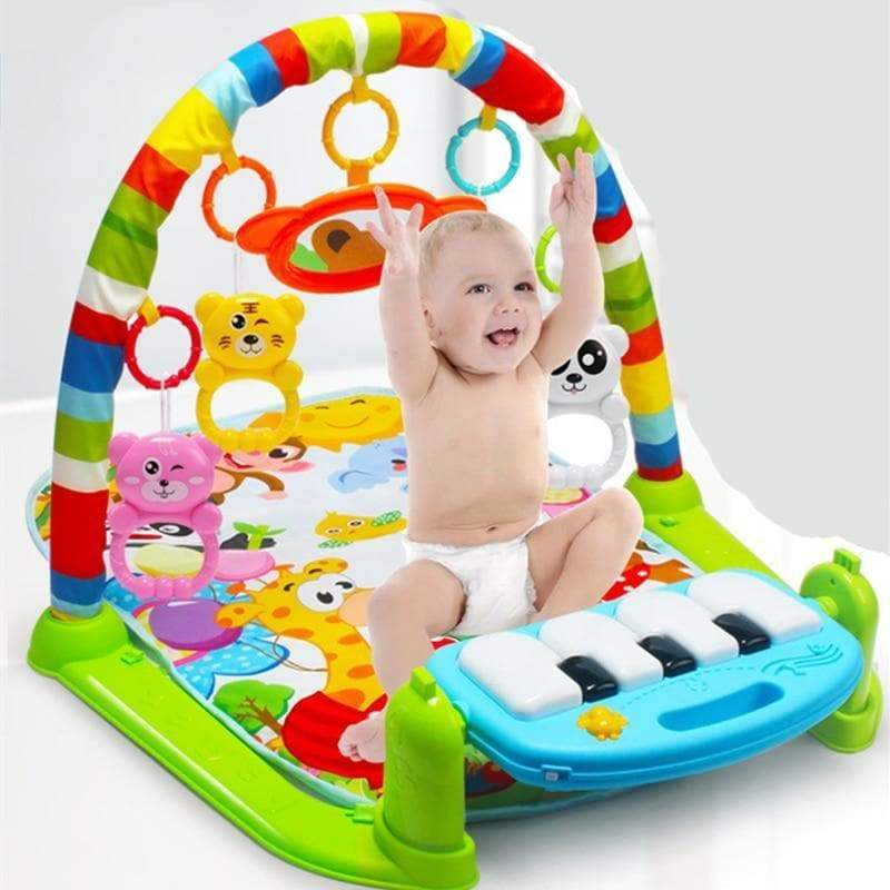 Baby Play Gym with Piano
