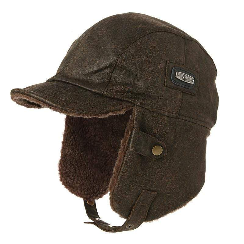 Aviator Hat with Earflap