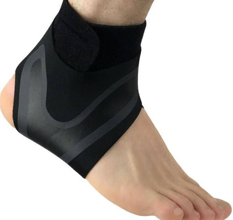 Adjustable Elastic Sports Ankle Sleeve