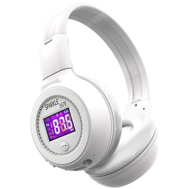 Bluetooth Headphone with FM Radio