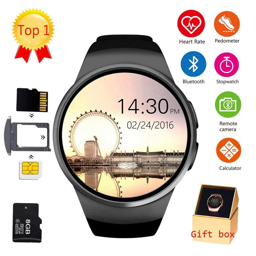 Colored Screen Smart Watch