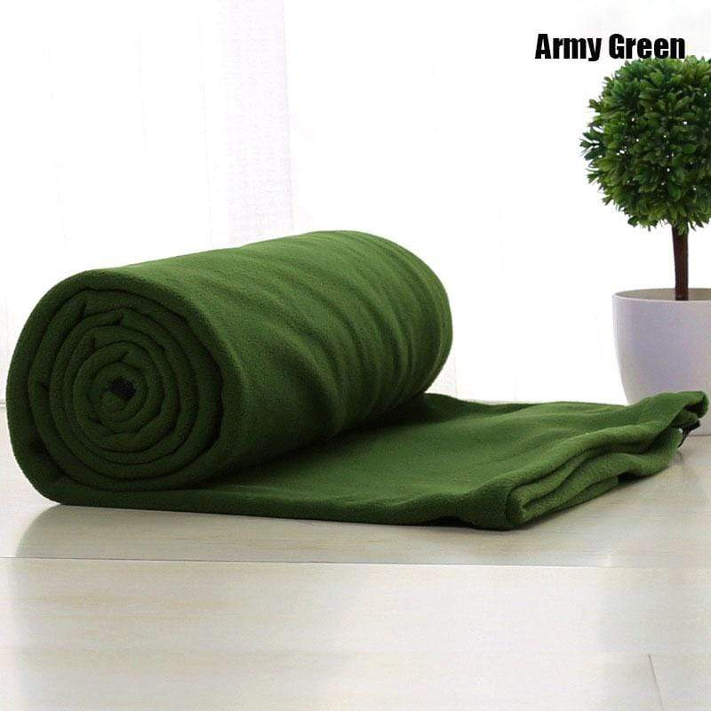 Outdoor Fleece Sleeping Bag