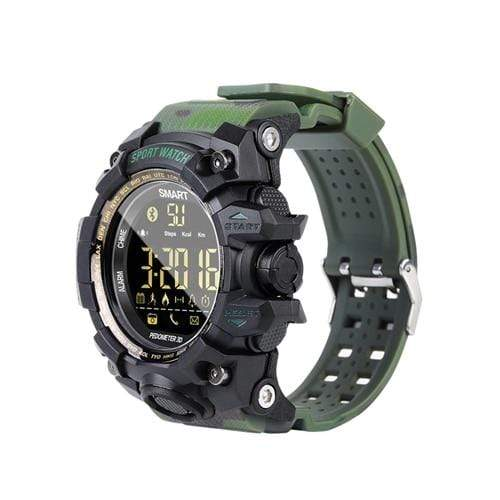 Camouflage Bluetooth Smart Watch