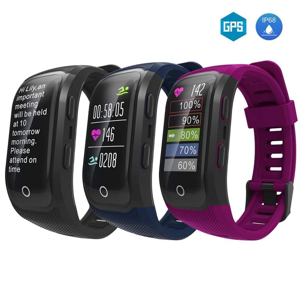 GPS Waterproof Fitness Tracker