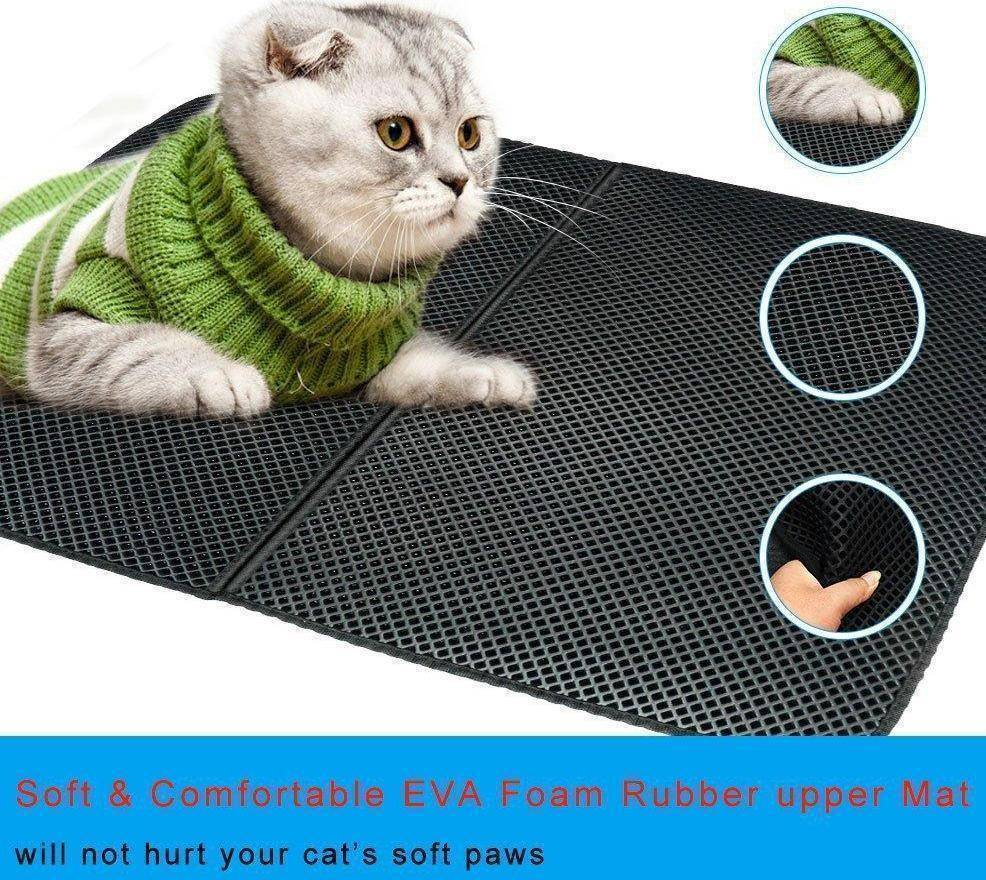 Litter Trap Cat Mat