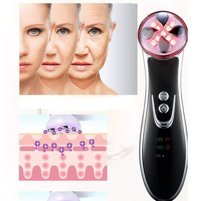 Radio Frequency Anti Wrinkle Facial Device