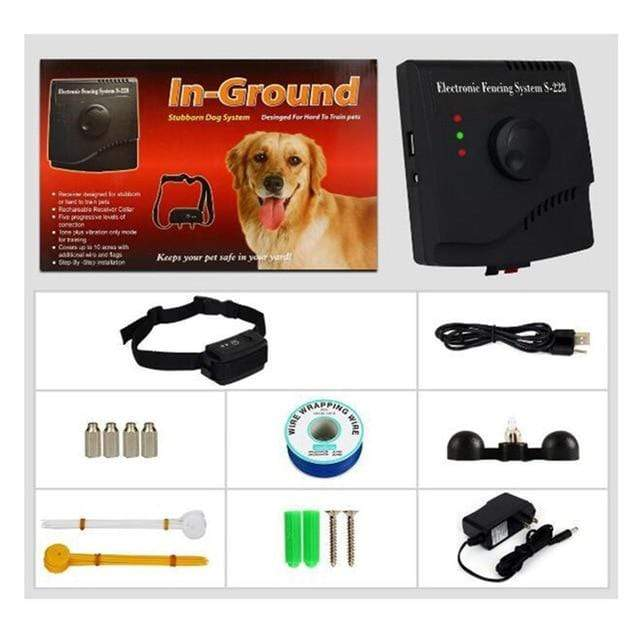 Electric Dog Fence System