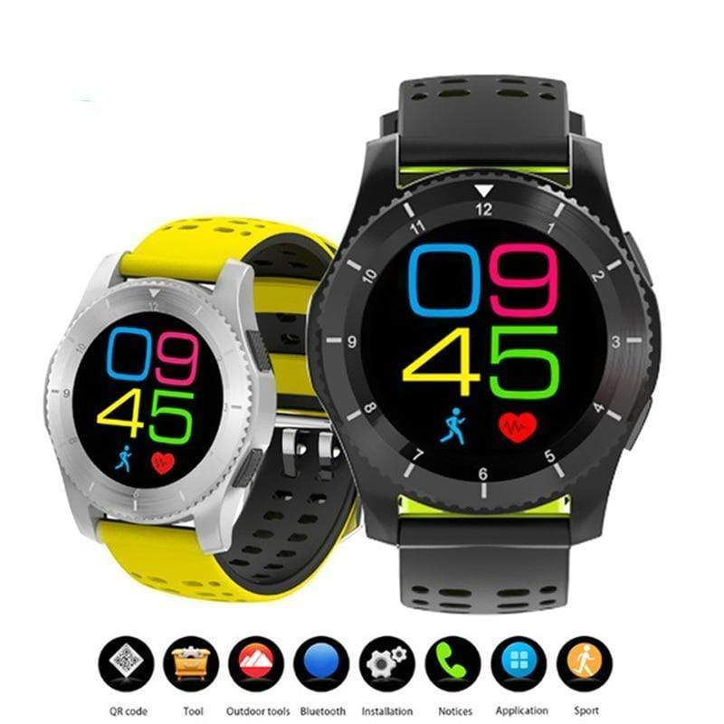 Sports Smart Watch Fitness Monitor