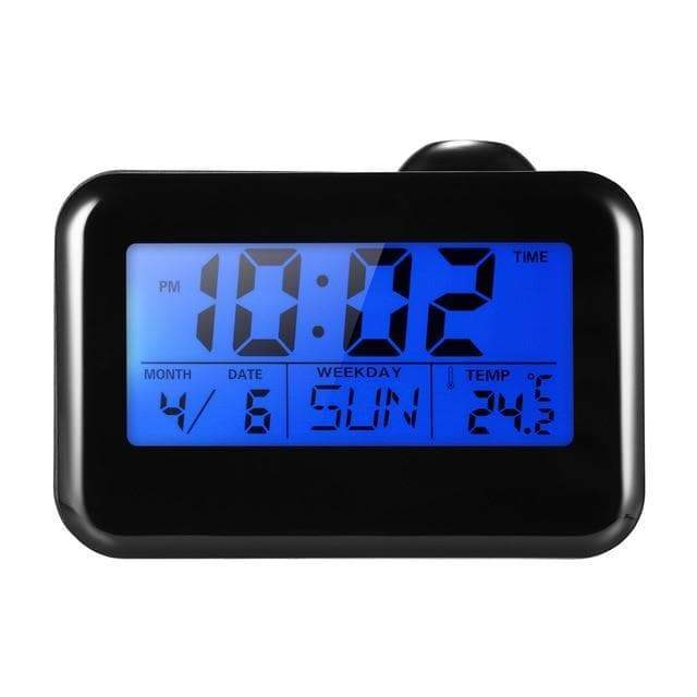 Digital LED Projection Alarm Clock