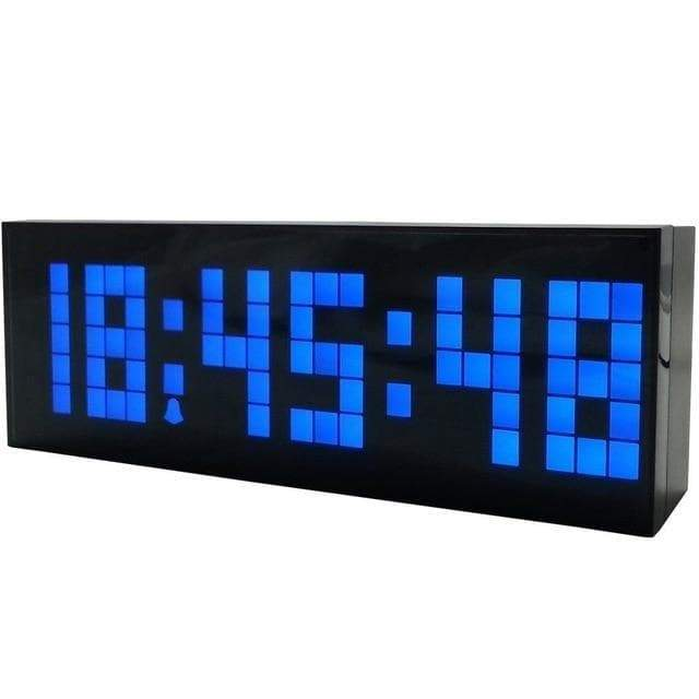 Big Digital LED Wall Clock