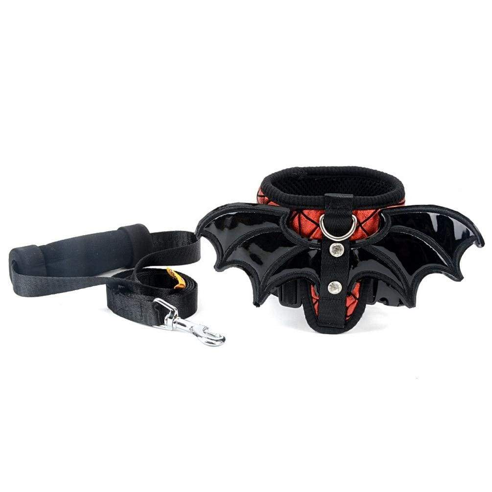 Bat Wings Dog Harness Vest