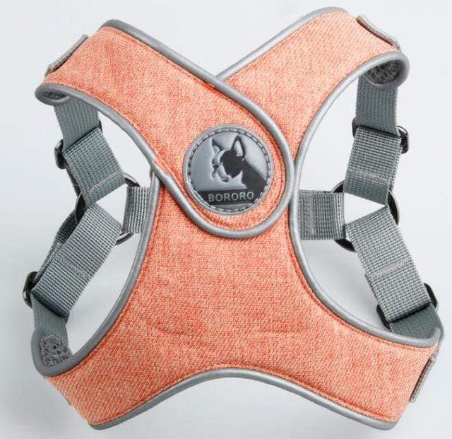 Nylon Adjustable Dog Harness Vest
