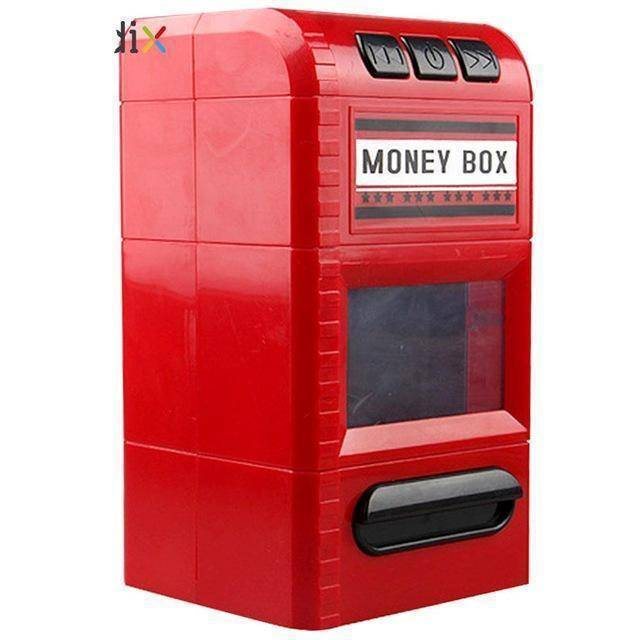 Money Box Shredder