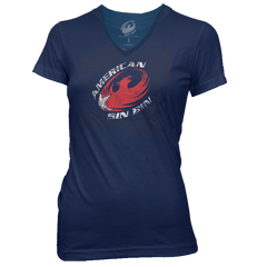 Missus Midnight Blue Vintage T-Shirt