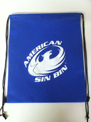 Blue Rugby Cleat Bag
