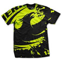 Rugby Blast Yellow T-Shirt