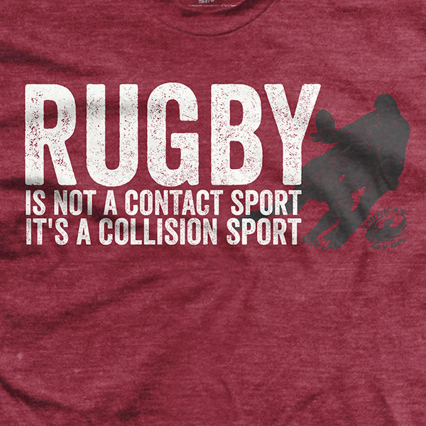 Rugby Collision T-Shirt