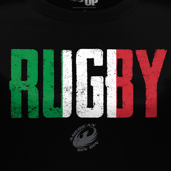 Women's Italy Rugby Tee