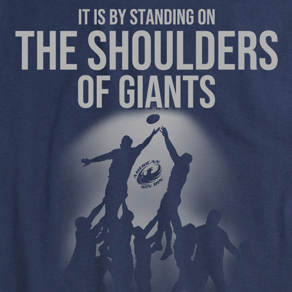 Women's Shoulders of Giants Tee