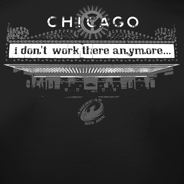 Women's Chicago Rugby Tee