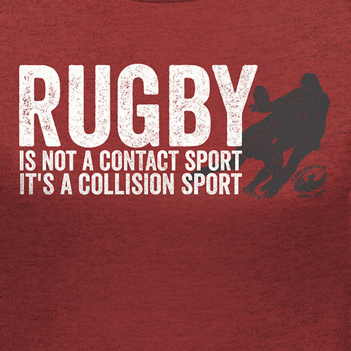 Women's Collision Rugby Tee