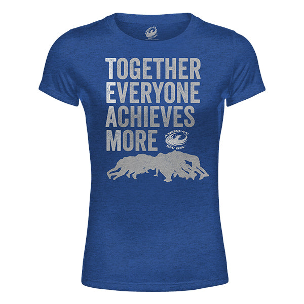 Women's Rugby TEAM Tee