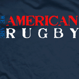 American Rugby Flag T-Shirt
