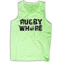 Rugby Whore Tank Top