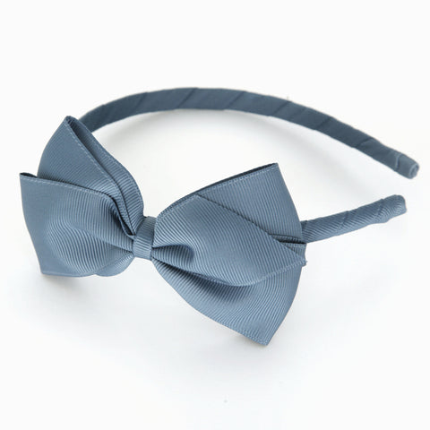 Large French Blue Alice Band
