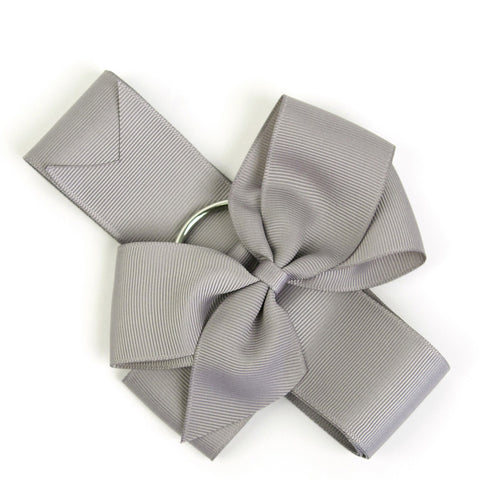 Silver Ribbon Holder