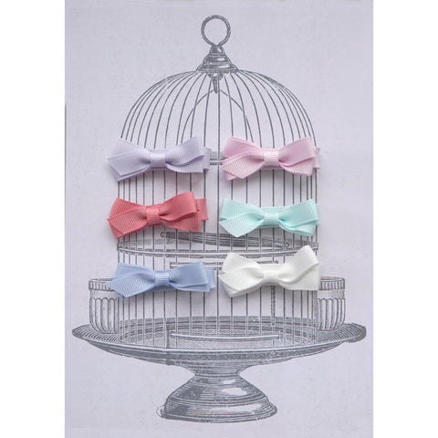 Small Clip Gift Set Pastels