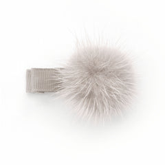 Carmandy Pom Pom Hair Clip