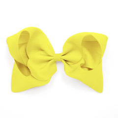 Extra Large Lemon Hair Clip