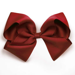 Extra Large Scarlet Hair Clip